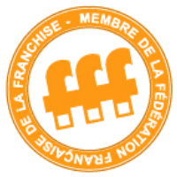 Logos fédération française de la franchise