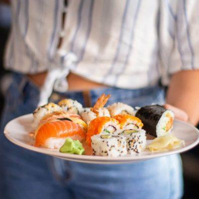 Franchise sushi